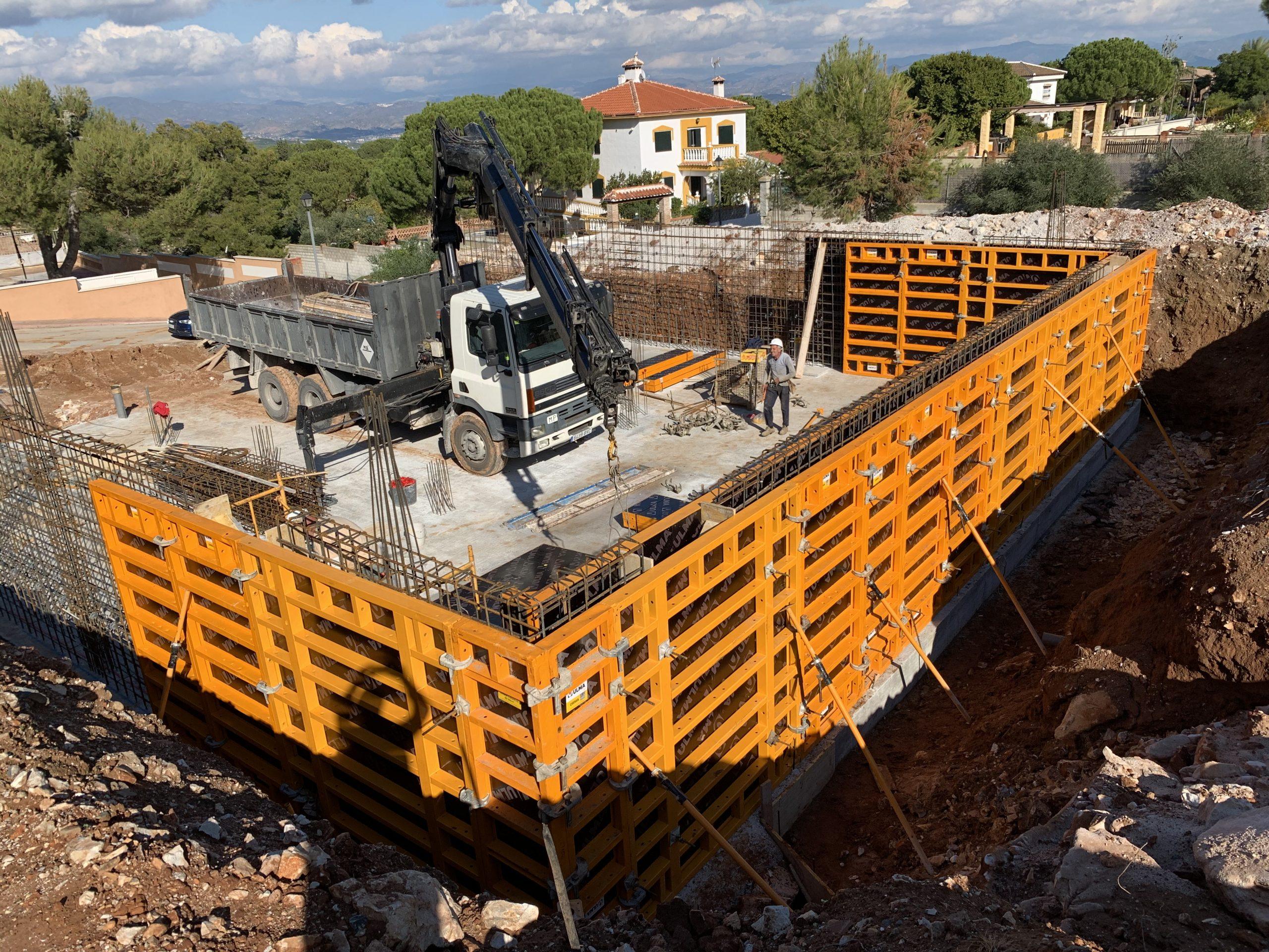 Chalet independiente (actualmente en construcción)